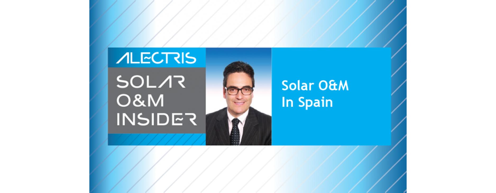 Podcast O&M Solar en España